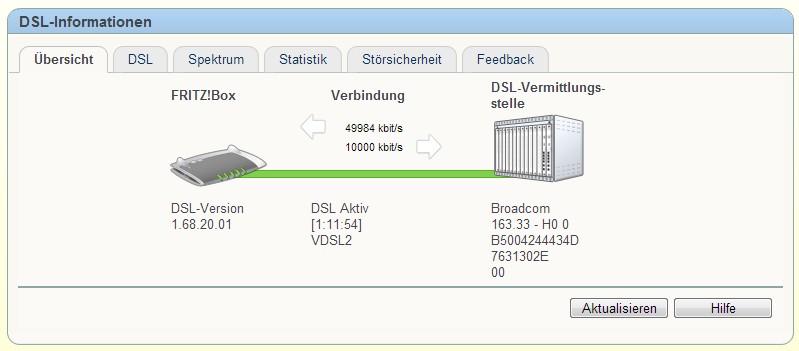 Ilm-Provider VDSL 50