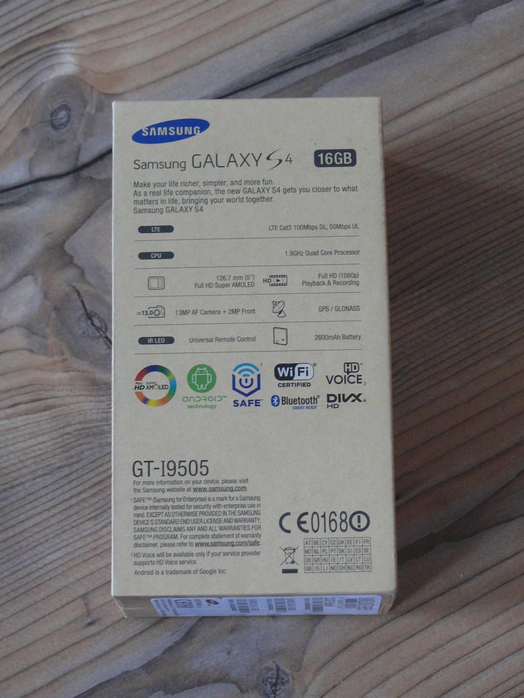 Meine Galaxy S4 Bewertung