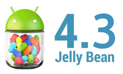 Galaxy S4 mit Android 4.3 Google Edition