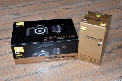 Nikon Set