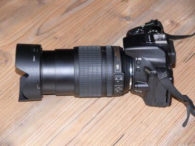 D5500 mit 18-105VR