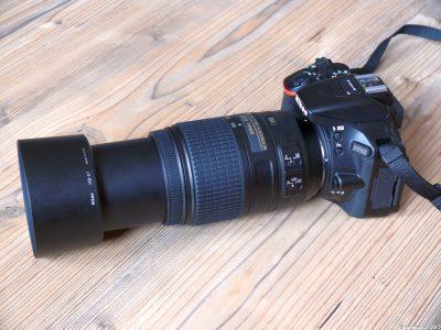 D5500 mit 55-300VR