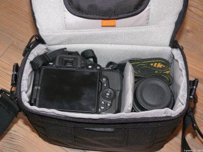 D5500 Tasche