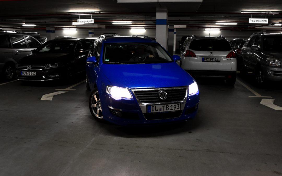 VW Passat 3C TDI Gebrauchtwagen