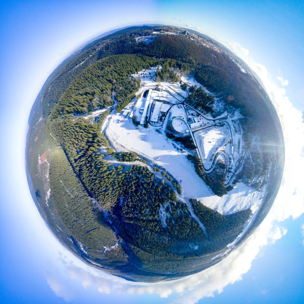 fallbachlift oberhof panorama
