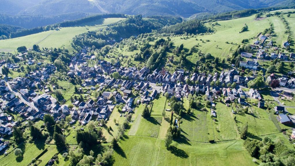 Luftbild Meuselbach