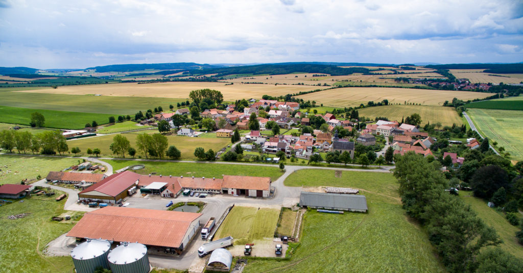 Luftbild Achelstädt