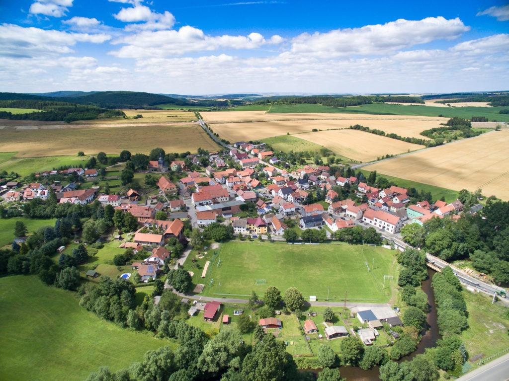 Luftbild Griesheim
