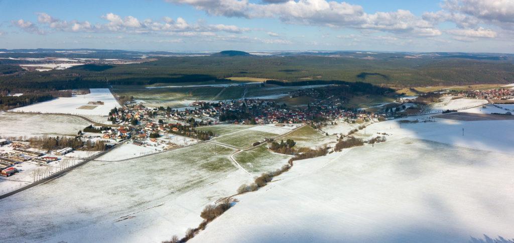 Pennewitz Luftbild