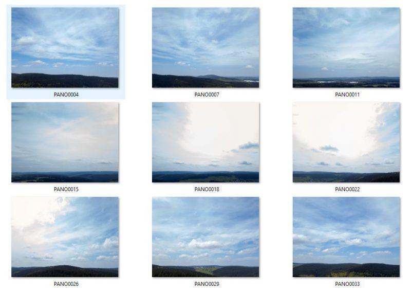 panorama horizont