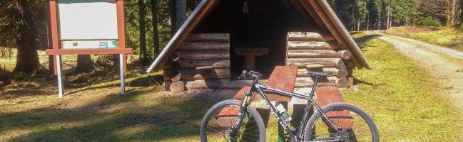 Hütten und Gaststätten am Rennsteig