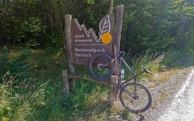 Hainich Rad Rundweg