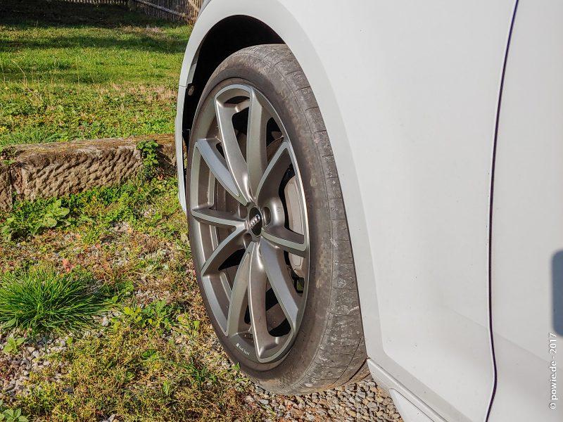 Audi Sline Felgen