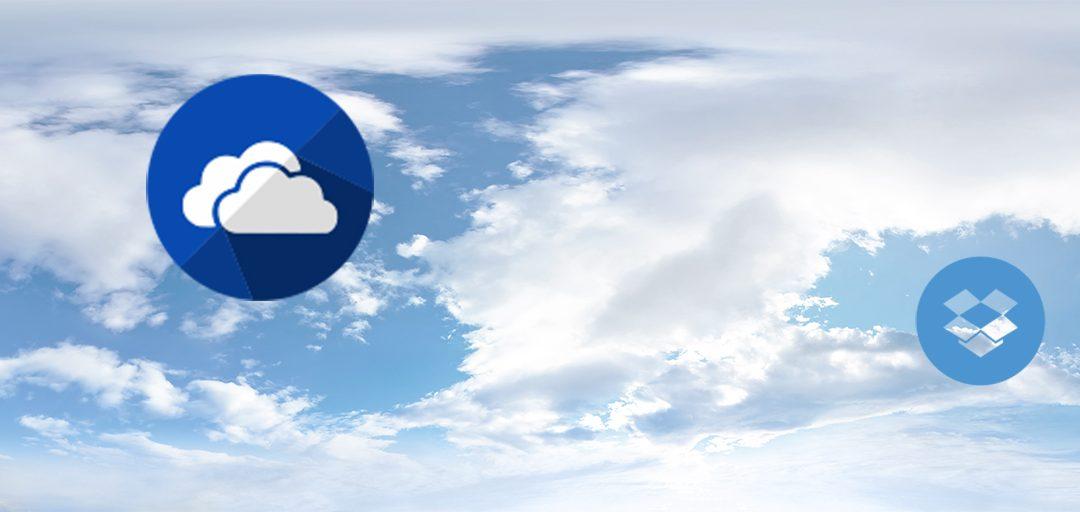 Von Dropbox zu OneDrive