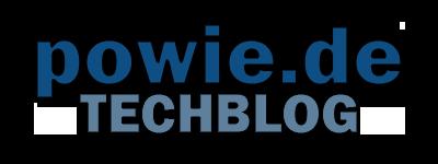 Powie's Tech Blog