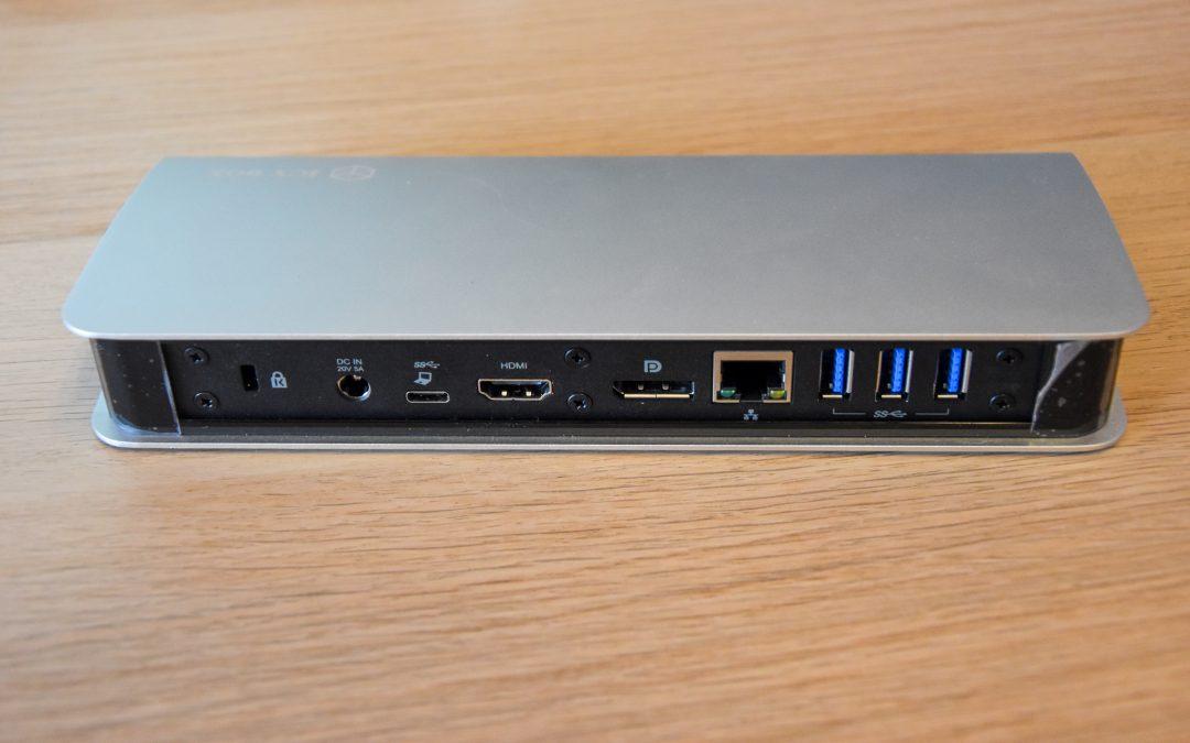 IcyBox DK-2403-C und MacOS 10.15.4