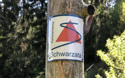 Panoramaweg Schwarzatal