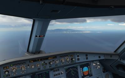 FS2020 + Thrustmaster TCA Airbus Quadrant